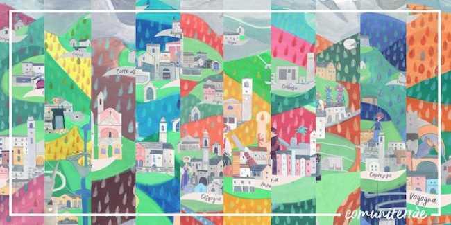 Mappe COMUNITERRAE