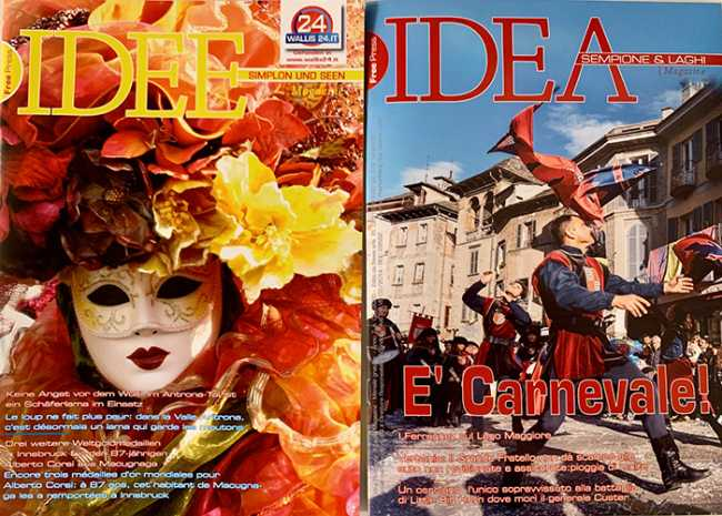 carnevale idea 20 mix