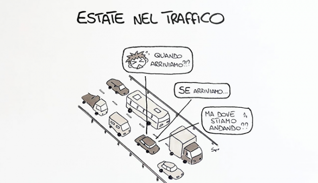 estate traffico sapo