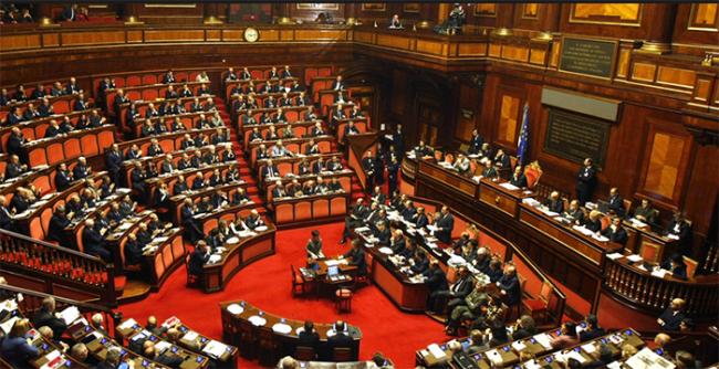 parlamento italia senato q