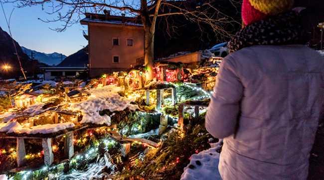 Presepi sullacqua Natale a Crodo Valle Antigorio ph. Marco Benedetto Cerini 23