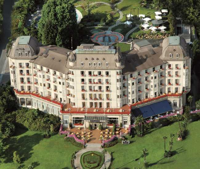 Stresa Regina Palace oggi