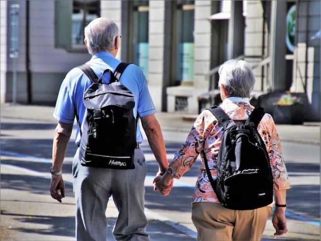 anziani arzilli