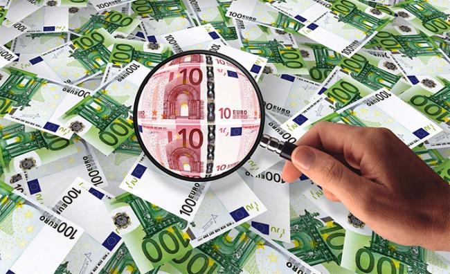 soldi lente euro